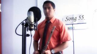 Kingdom melodies * Songs 19, 55 (medley) - Flute cover by Gabe
