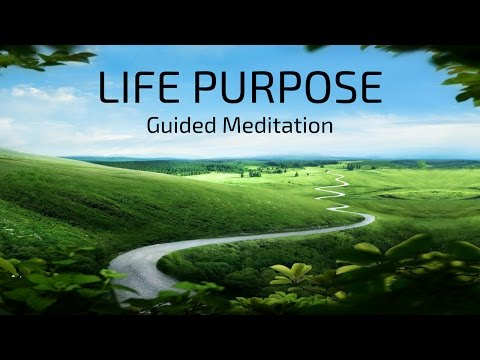 Finding your LIFE PURPOSE | Guided Meditation for Aligning with your Soul Purpose