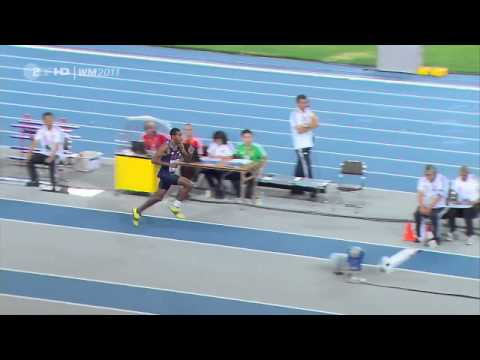 CHRISTIAN TAYLOR. 17.96. HD. DAEGU 2011. WORLD CHAMPION.