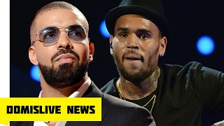 getlinkyoutube.com-Oh No Chris Brown now wants to FIGHT Drake!
