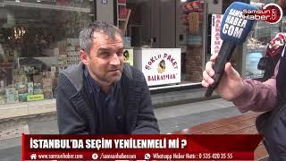 İSTANBUL'DA SEÇİM YENİLENMELİ Mİ