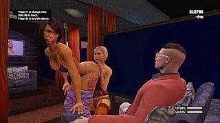 Grand Theft Auto 5 - Hittin The Strip Club........ Again