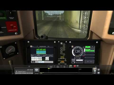 Train Simulator 2014 my Metro North