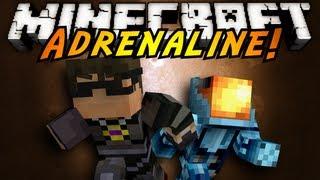 Minecraft: Adrenaline Part 1!