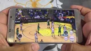 getlinkyoutube.com-SAMSUNG GALAXY NOTE 5 NBA 2K16 GAMEPLAY