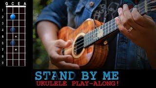 """getlinkyoutube.com-""""Stand By Me"""" (Ben. E King) Ukulele Play-Along!"""
