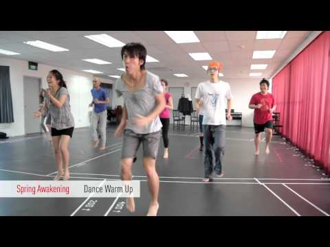 [Singapore Premiere] Spring Awakening Rehearsal Diary: Week 6: The Choreo of Spring Awakening