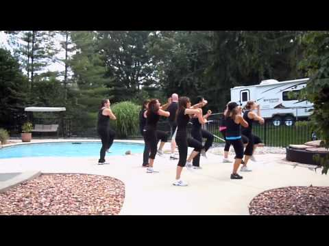 Tightrope by Janelle Monae ~GRDanceFitness