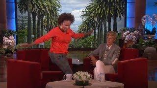Wanda Sykes Goes Skiing on Ellen