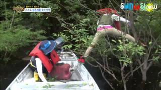 [Vietsub] Law of Jungle in Brazil Onew cut ep 1/3