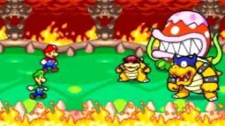 getlinkyoutube.com-Mario and Luigi Superstar Saga: Fun with Yoshi Magic