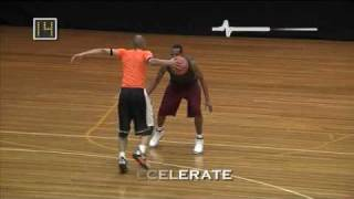 getlinkyoutube.com-5 Different Basketball Moves - Sedale Threatt Jr in UNGUARDABLE