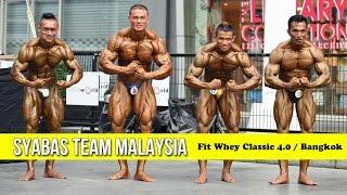 getlinkyoutube.com-Team Malaysia at Fit Whey Classic 4.0