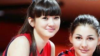 Sabina Altynbekova and Gubaidullina Tatyana Hot