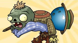 getlinkyoutube.com-Plants vs. Zombies 2 - Gone Bowling!