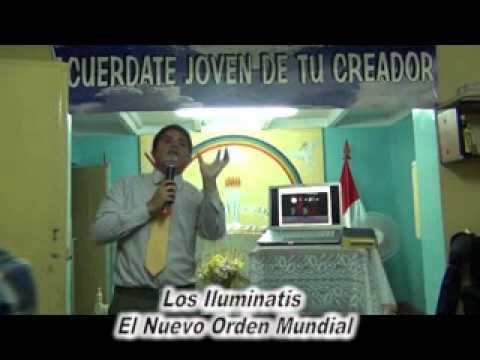 Los Iluminatis. Parte 01. Hno Ricardo Figuerola. Antorcha Encendida Ministerio