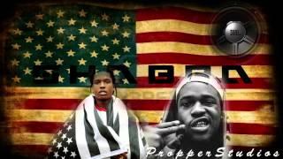 getlinkyoutube.com-A$AP Ferg - Shabba ft. A$AP Rocky (Bass Boosted)
