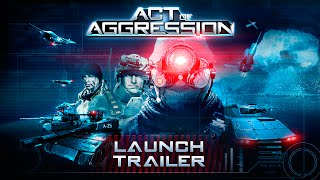 ACT OF AGGRESSION - Megjelenés Trailer