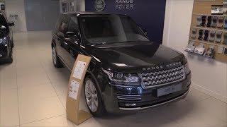 getlinkyoutube.com-Land Rover Range Rover Long 2016 In Depth Review Interior Exterior