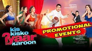 Kis Kis ko Pyaar Karu Movie (2015) | Kapil Sharma, Elli Avram | Uncut Promotional Events