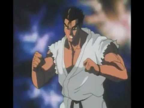 Top 5 - Animes Martial Arts