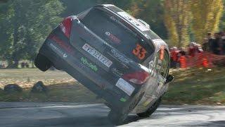 getlinkyoutube.com-Highlights Day 1 Rallye du Valais RIV 2016