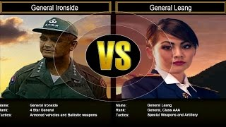 getlinkyoutube.com-Shockwave Challenge Mode: General Ironside VS General Leang