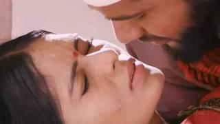 Madhumitha Lip Kiss Hot sexy scenes video   Actress hot video