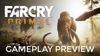 getlinkyoutube.com-Far Cry Primal - Exclusive Gameplay Preview: Beast Combat, Outposts, Weapons 1080p