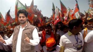 getlinkyoutube.com-Modi The Son Of India II भुलाईल तोहार शेर मिल गइल II Singer- Dilip Pandey