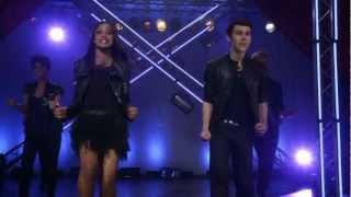 getlinkyoutube.com-RAGS -☆Keke Palmer & Max Schneider☆-  :::Me And You Against The World:::