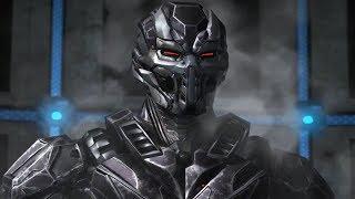 Necros Vs Obolenskij   равный бой в полную силу | Mortal Kombat XL