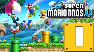 getlinkyoutube.com-NUEVA SERIE! New Super Mario Bros Wii U! Capitulo 1!