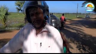 People faced damage street issue in kokkaddechoalai