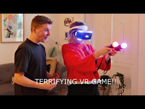 TERRIFYING VR GAME!!