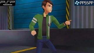 getlinkyoutube.com-Ben 10: Alien Force - PSP Gameplay 1080p (PPSSPP)