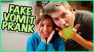 getlinkyoutube.com-😝 FaKe PUKE PRANK 😝 It is OPERATION GET JESSE WELL DAY!! | SMELLY BELLY TV  | FAMILY VLOG