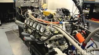 getlinkyoutube.com-Ferrari F1 312B2 Dyno Video