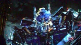 getlinkyoutube.com-Full Transformers: The Ride 3D ride POV at Universal Orlando