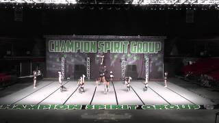 Reign Athletics Sapphires Junior Level 3 Homer Glen, IL