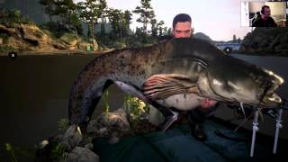 Euro Fishing Big Records Catfish (sum) #02 HD