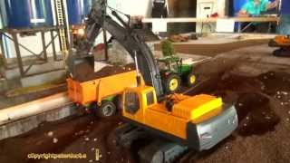 getlinkyoutube.com-SIKU LAND SCALE 1:32 RADIO CONTROL MODELLBAU