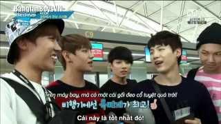getlinkyoutube.com-[Vietsub] [BangtanBoysVN] 140814 M Countdown Begins - Bangtan Boys/BTS