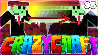 "getlinkyoutube.com-Minecraft CRAZY CRAFT 3.0 SMP - ""HIDDEN TELEPORTATION PRANK"" - Episode 95"