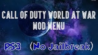 How to Mod COD WaW Zombies for PS3 USB No Jailbreak 2017 (easy method)