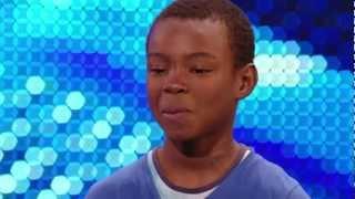 "getlinkyoutube.com-Malaki Paul ""9 Year old"" ""Listen"" Uncut [HD] ""Britains got talent""  BGT 2012 ""auditions 31.04.12"""