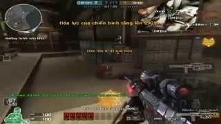 getlinkyoutube.com-Barrett M82A1-S săn quái trong Zombie V4 - 3Z Vip - TOP by Ken CFVN