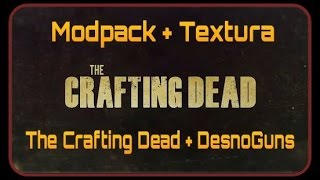 getlinkyoutube.com-Minecraft/MOD: Crafting Dead & DesnoGuns + Textura [0.11.1] [Pocket Edition]