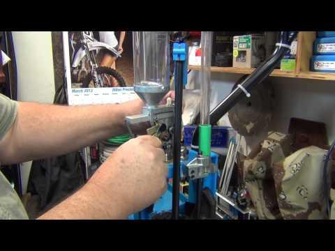 Dillon Xl 650 Caliber Change, Setup and 9mm Reloading