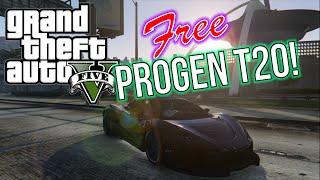 getlinkyoutube.com-GTA5 | Free Progen T20 Glitch!
